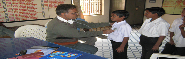Primary Health Checkup For Students